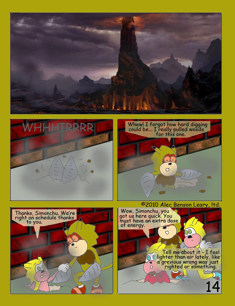ASPERCHU Issue #3 Page 14