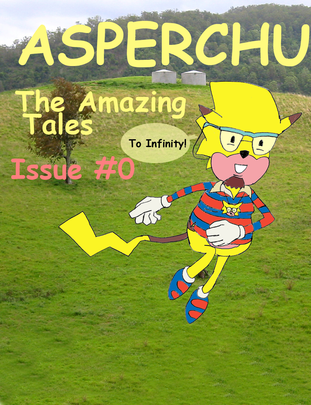 ASPERCHU Issue #0 Cover